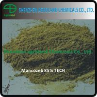 Quality Mancozeb 90% TC 85% / 80% WP Fungicides for Plants 8018-01-7 for sale