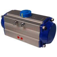 China pneumatic control actuator for ball valves and butterfly valves on sale