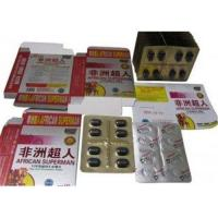 African superman herbal male enhancement sex pills for postpones the time of ejaculation Manufactures