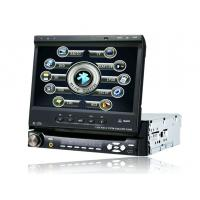 China Car Touch Screen One Din DVD with Bluetooth Player with TV,Detachable Panel, BT, RDS, IPOD on sale