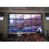 Quality P1.562 Module Design Indoor Advertising LED Display For Traffic Control Room for sale