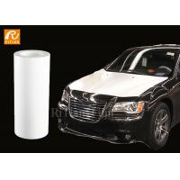 China Car Surface Warping Vehicle Surface Protection Tape Anti UV 6 Months 0.07mm Thickness on sale