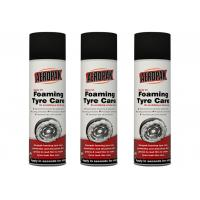 ROHS Certificate Tyre Foam Spray Non Toxic For Dirt And Gum APK-8307 Manufactures