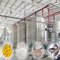 Buy cheap High quality F42 glucose syrup production machine / liquid glucose syrup processing plant from wholesalers