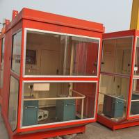Construction / Modern / Mobile Crane Operator Cabin With Air Conditioner Manufactures