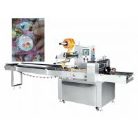 Cotton Candy Pillow Wrapping Packing Machine Multifunctional 50Hz 3 Phase Manufactures