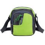 Unisex Promotional Nylon Cross Shoulder Travel Messenger Bags 17*5*15 cm Manufactures