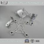 Precision CNC Aluminum Machined Part/CNC Metal Machining Part Uav Component for Aerospace Manufactures