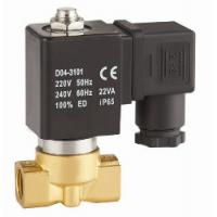 High Reliability Fast Acting 1/4 Inch Solenoid Valve Stainless Steel Direct Operated Manufactures