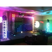 LED Screen Goal Post Truss Goal Post Lighting Stand For Lounge Bar Singing Stage Manufactures