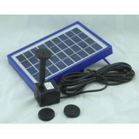 9V/2W Solar Fountain Manufactures