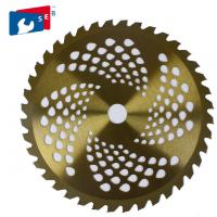 255mm TCT Circular Grass Cutting Saw Blade for Bush Bamboo Fence Manufactures