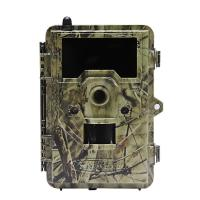 2.4 inch color display Outside Wild Game Infrared Trail Hunting Camera , CE / ROHS / FCC Approvals Manufactures