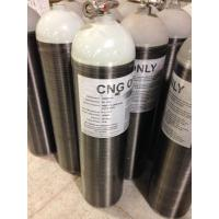 Natural Gas Transportation Composite CNG Tanks , TPED EN12257 212L Type 2 CNG Tanks Manufactures