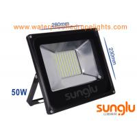 China 50 Watt Outdoor LED Flood Lights IP65 4500K For Architectural Decorative on sale