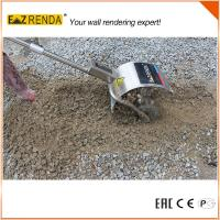 No Shoveling Electric Concrete Mixer For Outdoor / Indoor Flooring Manufactures