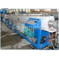 Single Screw Pipe Making Machine For PPR / PP / PE Glass Fiber Multilayer Pipe Manufactures