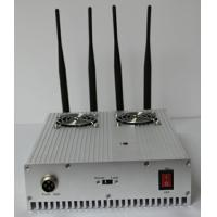 25M Jamming Range 3G Cell Phone Signal Jammer 2110-2170MHz For Law Court Manufactures
