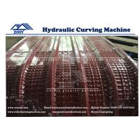 YX30-200-1000 Corrugated Roof Curving Machine With Hydraulic Press Manufactures