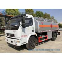 Diesel / Gasoline 4*2 Liquid Tank Trailers 86000 L Carbon Steel 150hp Manufactures