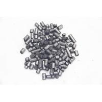 High Hardness Black Silicon Carbide Balls Iron Alloy For Making Abrasive Tool Manufactures
