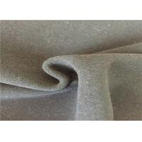 Industrial Velour Woven Wool Fabric Various Colors 70% Wool 30%Other Manufactures