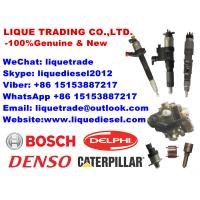 BOSCH Genuine and New Genuine DLLA150P1511 / 0433171932 common rail injector nozzle for 0445110257 Manufactures