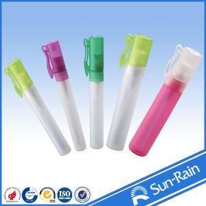China Miniature Pen Type Plastic Travel Perfume Bottle with sprayer on sale