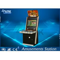 China Video Arcade Cabinet Classic Coin Operated Arcade Machines For Supermarket on sale