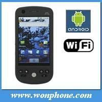 H6 Google Android 2.1 mobile phone with TV function Manufactures