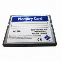 Compact Flash Card, 32, 64, 128, 256, 512MB, 1, 2, 4, 8, 16, 32GB Capacity/CF Cards Manufactures