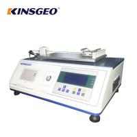 China 2LB Friction Pressure Ink Rub Tester For Labels / Folding Cartons 50 *100mm With ASTM D5264 on sale