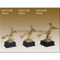 China Polyresin Sport Trophy (85071) on sale