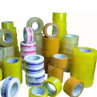 China China manufacturer BOPP material Rolls Heavy Duty Packing transparent bopp tape 48mmx100 on sale