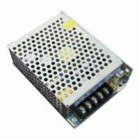 60W/12V Switching Power Supply with 5A Output, Overcurrent Protection, GS/CE/CCC/UL/TUV Certified Manufactures