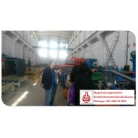 Automatic Construction Material Making Machinery , CE Fiber Cement Board Production Line Manufactures