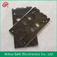 plastic inkjet pvc id card tray for Canon J MG5420 printer Manufactures