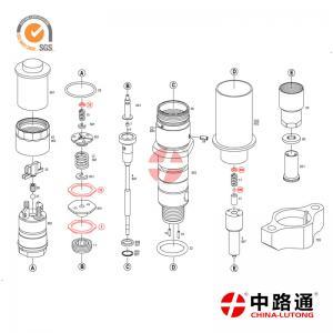 China XiChai 6DL2 Injector 0 445 120 078 Yuchai YC6J common rail fuel injector on sale