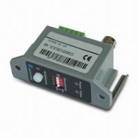Video Balun with Single Channel Active, Transmission Distance of Up to 2,400m and 12V DC Power Manufactures