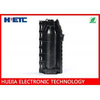 Buy cheap HJ1278 Fiber Optic Closure Coaxial Cable Protection Box One Step Install from wholesalers