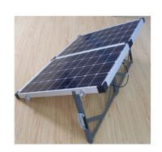 Crystalline Silicon Foldable Solar Panel , Folding Solar Panels For Caravans Manufactures