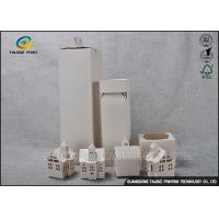 Special Shaped Foldable Gift Boxes Durable Coated Paper Materials For Candies Manufactures