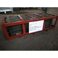 Alloy Steel Wear-resistant Castings Cr-Mo Alloy Steel Grizzly Screen Slots Manufactures