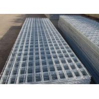 2 X 4 Galvanized Welded Wire Mesh Panels Powder Coated Surface Treatment Manufactures