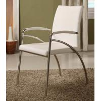 Contemporary  Simple Living Room Chairs High Back With Ss Base Manufactures