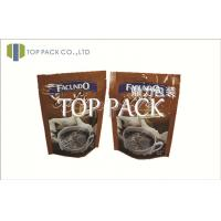 Zipper Coffee Packaging Bags Manufactures
