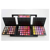 China 156 Color Eyeshadow Palette Full PRO Eye Shadow With Makeup Kit / Blush / Lipgloss / Foundation on sale