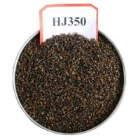 HJ 350 AWS F6A2 - EH14 Welding Agglomerate Calcium - Silicate Type Welding Flux Manufactures
