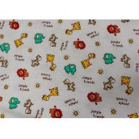 China Colorful Soft Fannel Fleece Blanket Flannel Fabric Printed Super Soft Flannel Fabric on sale