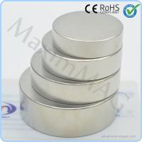 Big round neodymium magnets Manufactures